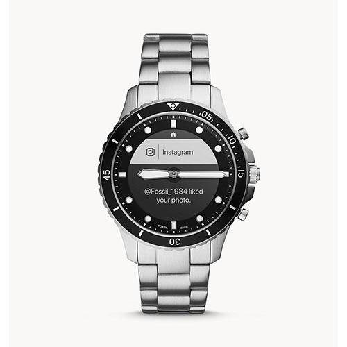 Fossil Hybrid Smartwatch HR FB-01 FTW7016