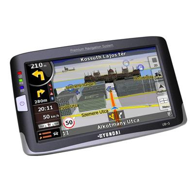 Hyundai UB-3 GPS tartozékok