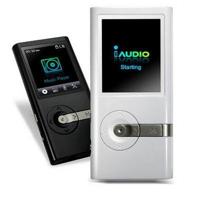 iAudio U5 MP3 lejátszó