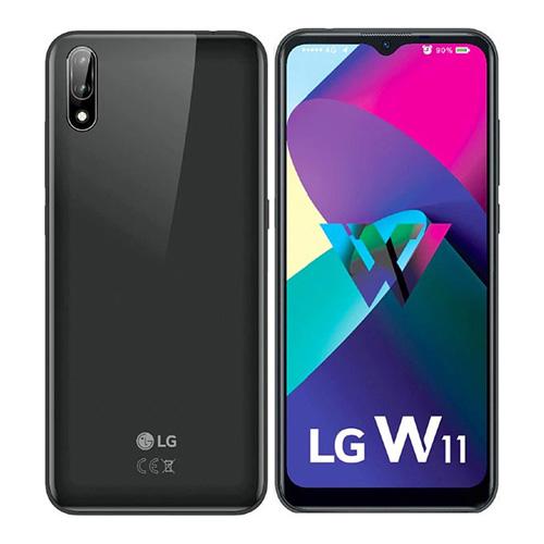 LG W11 tartozékok