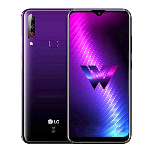 LG W31 Plus tartozékok