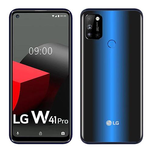 LG W41 Pro tartozékok