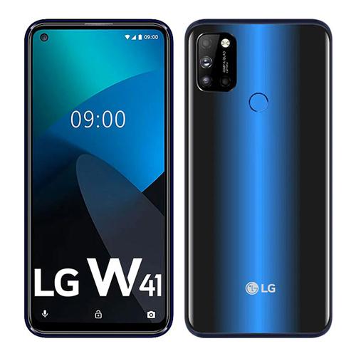 LG W41 tartozékok