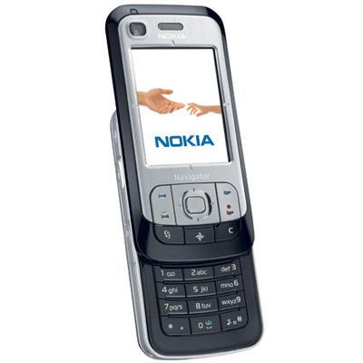 NOKIA 6110 Navigator (2007)