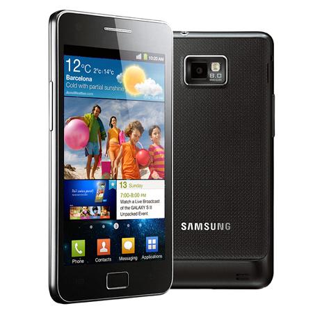 SAMSUNG Galaxy S II (GT-I9100) tartozékok