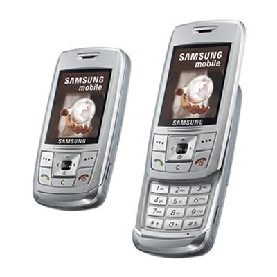 SAMSUNG SGH-E250i tartozékok