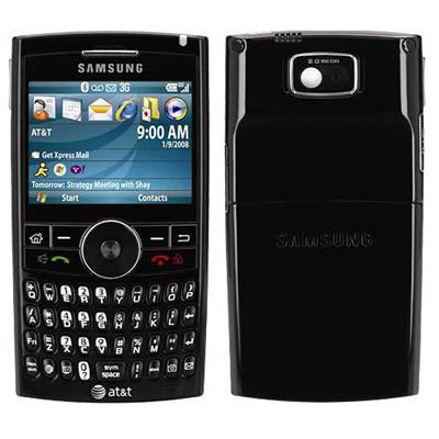 SAMSUNG SGH-i617 BlackJack II tartozékok