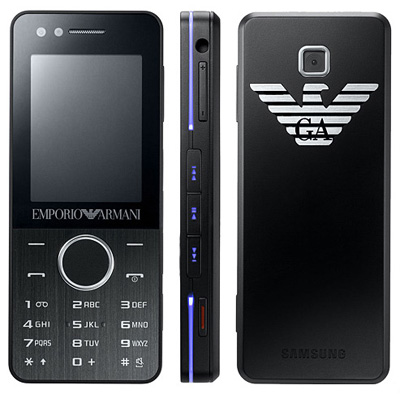 SAMSUNG GT-M7500 Emporio Armani