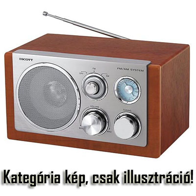 Asztali rádiók