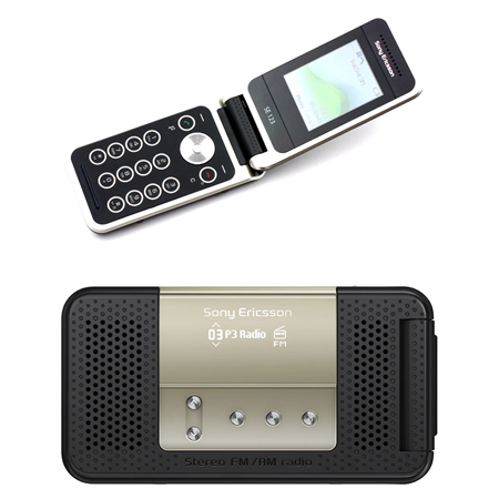 SONYERICSSON R306 Radio
