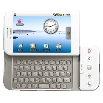 T-Mobile G1 (HTC Dream 100) tartozékok
