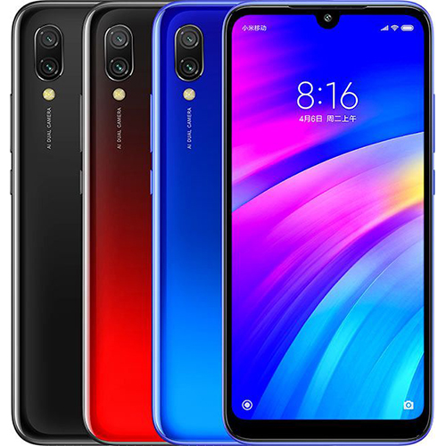 Xiaomi Redmi 7 tartozékok