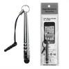 ASUS Zenfone Max Plus (M2) (ZB634KL)Érintõképernyõ ceruza - mini, 3,5 jack csatlakozóba illeszthetõ, kapacitív kijelzõhöz - SILVER / EZÜST