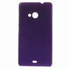 Műanyag védő tok / hátlap - Hybrid Protector - LILA - MICROSOFT Lumia 535