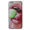 Mûanyag védõ tok / hátlap - NYALÁS MINTÁS - APPLE iPhone 6 Plus
