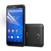 Képernyõvédõ fólia - Clear - 1db, törlõkendõvel - SONY Xperia E4 (E2105) / SONY Xperia E4 Dual