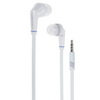 APPLE iPhone 8 Plus Langston JD88 univerzális sztereo headset - 3,5mm jack csatlakozó - FEHÉR