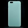 Szilikon védõ tok / hátlap - ultravékony, 0,18mm! - VILÁGOSKÉK - APPLE iPhone 6s Plus