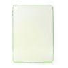 Szilikon védõ tok / hátlap - SOFT - ZÖLD - APPLE iPad Mini 4