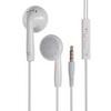APPLE iPhone 8 PlusLANGSTON IN2 univerzális sztereo headset - 3,5mm jack csatlakozó, felvevõ gombos - FEHÉR