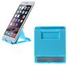 SONY Xperia Neo L (MT25i)UNIVERZÁLIS asztali telefon tartó, állvány - VILÁGOSKÉK