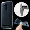ULTRAVÉKONY szilikon védõ tok / hátlap - 0,5 mm - VILÁGOSKÉK - ZenFone Go / Go TV (ZB551KL)