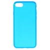 Szilikon védõ tok / hátlap - FLEXI 2 - KÉK - APPLE iPhone 7