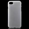Szilikon védõ tok / hátlap - FLEXI - FEHÉR - APPLE iPhone 7