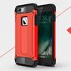 OTT! MAX DEFENDER mûanyag védõ tok / hátlap - PIROS - szilikon belsõ, ERÕS VÉDELEM! - APPLE iPhone 7