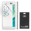 Képernyõvédõ fólia - HD Clear - 1db, törlõkendõvel - Sony Xperia XA Ultra