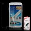 Elõlap védõ karcálló edzett üveg - 0,25 mm vékony, 9H, Arc Edge - SAMSUNG GT-N7100 Note II