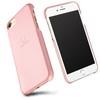 LENUO mûanyag védõ tok / bõr hátlap - RÓZSASZÍN - APPLE iPhone 7 (4.7) - GYÁRI