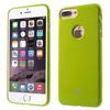 MERCURY szilikon védõ tok / hátlap - ZÖLD - APPLE iPhone 7 Plus (5.5) - GYÁRI