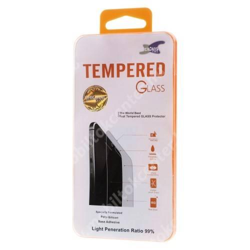 Előlap védő karcálló edzett üveg - 0,3 mm vékony, 9H, Arc Edge, A képernyő sík részét védi - XIAOMI Redmi 5