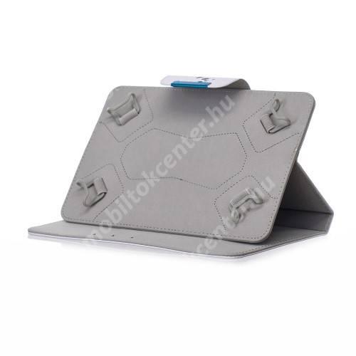 UNIVERZÁLIS notesz   mappa tablet PC tok - PANDA   SZÍV MINTÁS - álló fc7c1ee6d3