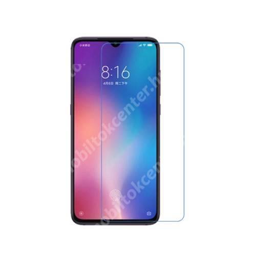 Képernyővédő fólia - Ultra Clear - 1db, törlőkendővel - Xiaomi Mi 9 / Xiaomi Mi 9 Explorer