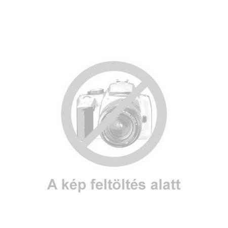 Mûanyag védõ tok / hátlap - CRYSTAL HARD CASE - ÁTLÁTSZÓ - ALCATEL Idol 3 (5.5)