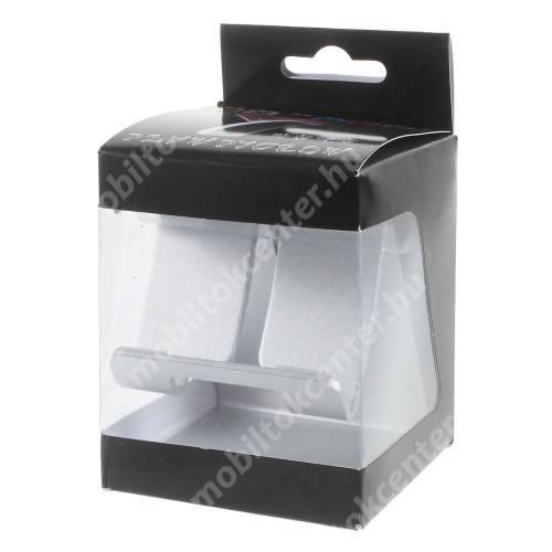 UNIVERZÁLIS alumínium asztali tartó / állvány - EZÜST