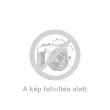 Valódi bőr fekvő tok - övre fűzhető, övcsipesz, rejtett mágneses záródás - FEKETE - 160 x 79 x 10mm