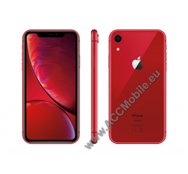 Apple iPhone XR, 256GB, Red Special Edition
