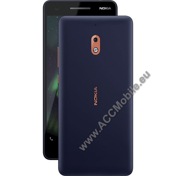 Nokia 2.1, Dual SIM, kék/réz