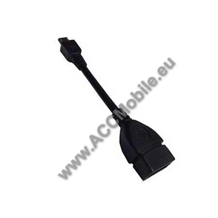 HUAWEI MediaPad T5 10Adapter kábel, USB/pendrive csatlakoztatásához, OTG (NOKIA CA-157 kompatibilis) utángyártott