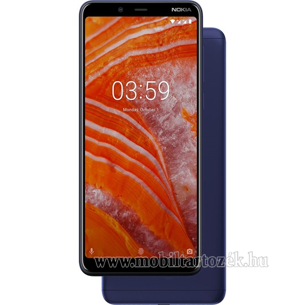 Nokia 3.1 Plus, Dual SIM, kék