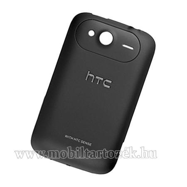 Akkufedél FEHÉR - HTC Wildfire S - GYÁRI