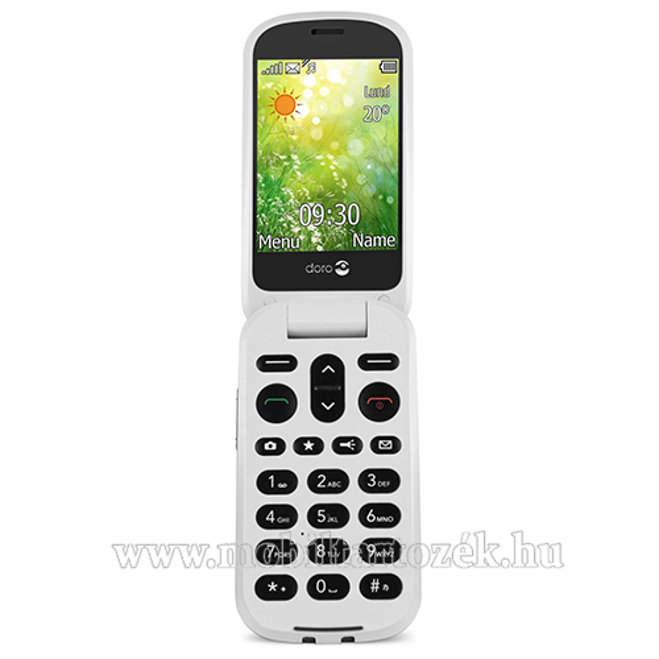 DORO 6050, 32GB (Graphite) 1 SIM kártyás!