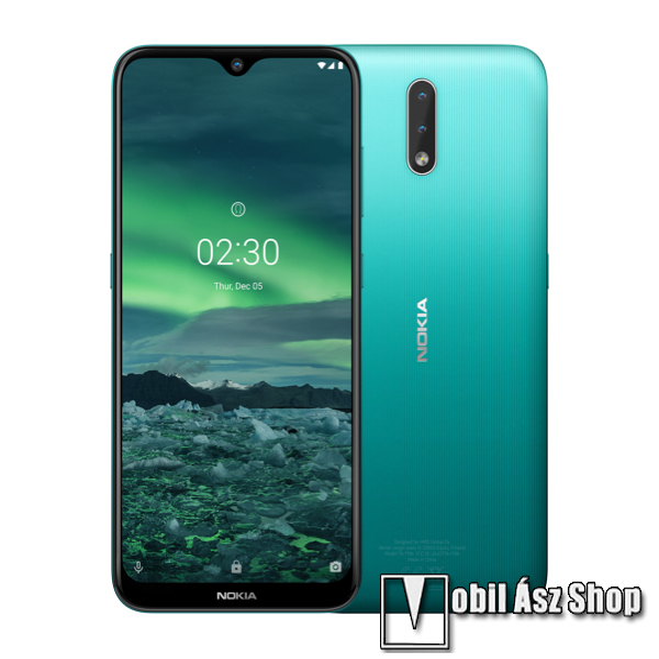 Nokia 2.3, Dual SIM, zöld