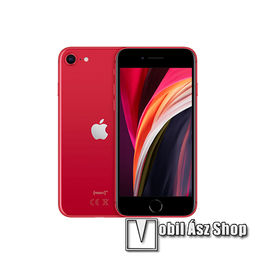 Apple iPhone SE (2020), 128GB, Piros (PRODUCT)RED