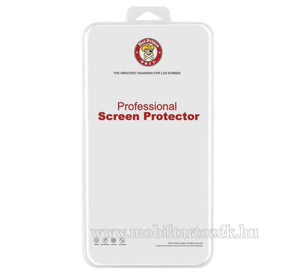 ENKAY előlap védő karcálló edzett üveg - 2.5D, 0.26mm, 9H, Arc Edge, A képernyő sík részét védi - MEIZU Pro 7 - GYÁRI