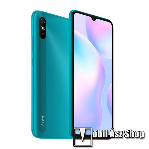 Xiaomi Redmi 9AT, Dual SIM, 2/32GB, zöld