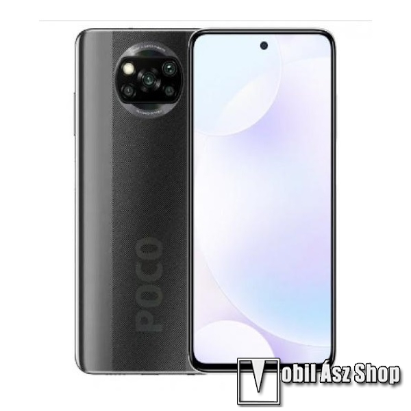 Xiaomi Poco X3 NFC, 6/64GB, árnyszürke